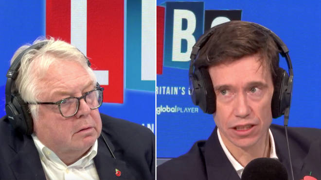 Rory Stewart Left Humiliated After Being Unprepared For LBC Interview