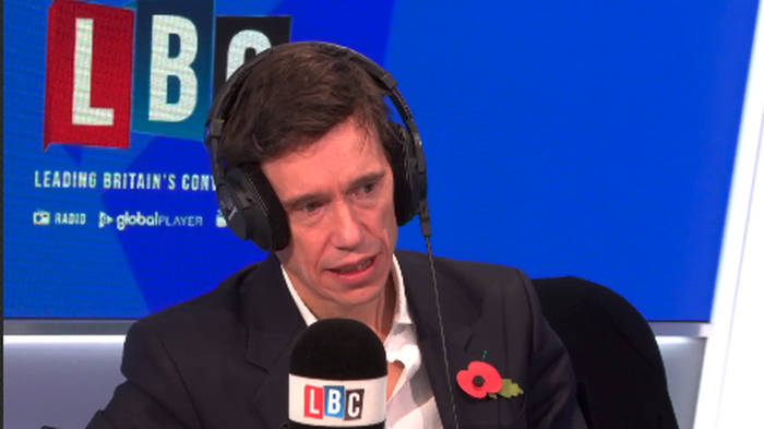 Rory Stewart Shares His Experience Of Receiving Abuse As An MP