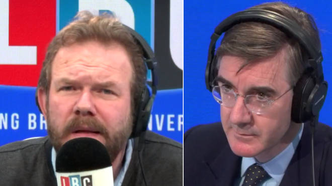James O'Brien looked closely at Jacob Rees-Mogg's apology