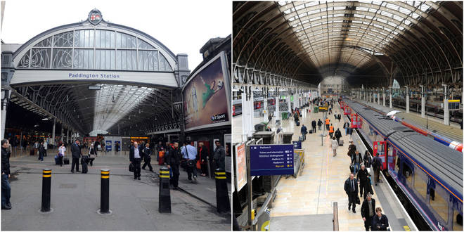 London Paddington will be closed from December 24-27 due to engineering works