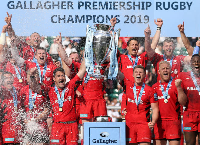 Saracens are appealing the points deduction and fine