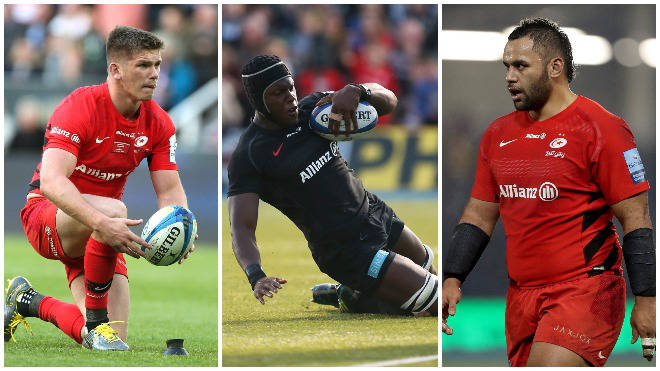 The payments are thought to centre around several England stars including Farrell, Itoje and Billy Vunipola
