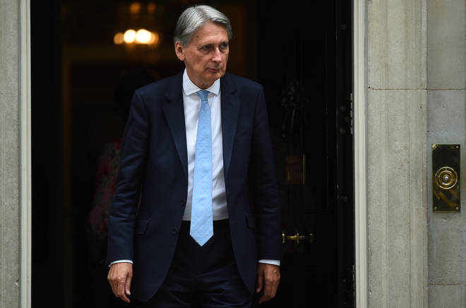 Former Chancellor Philip Hammond To Stand Down As MP