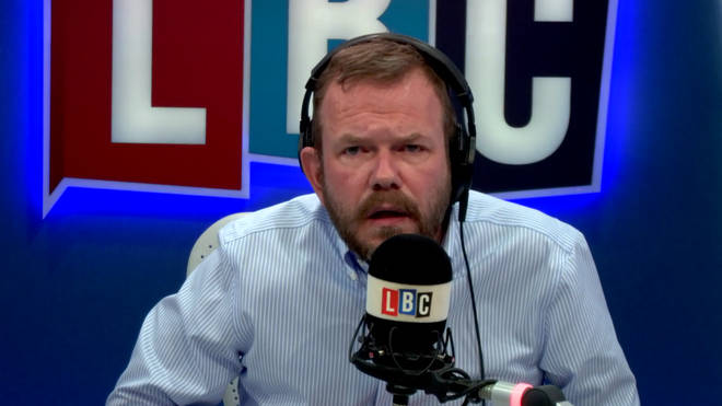 James O'Brien was left speechless by Philip's call