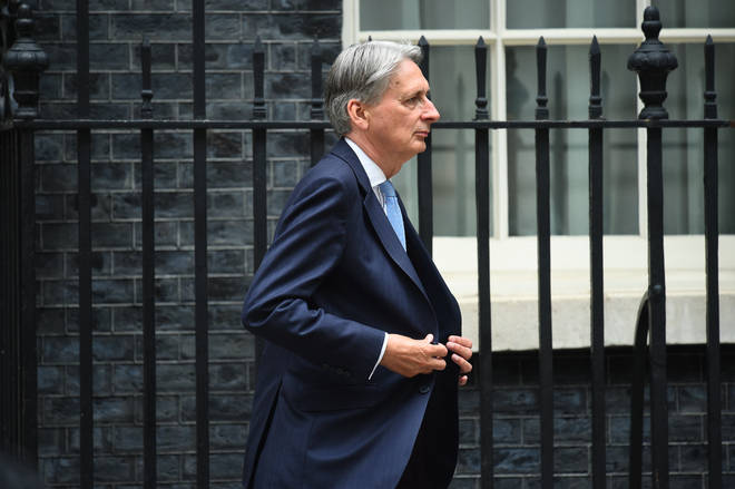Hammond will not stand as an independent, he said in a statement