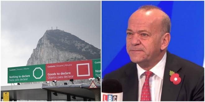 "Gibraltar Finance Minister: ""Thumping Progress"" In Brexit Preparations"