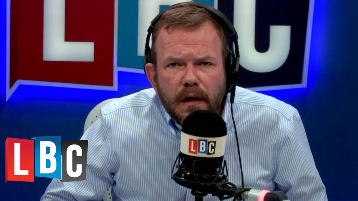 Listeners Labelled This Call From A Ukipper To James O'Brien The Greatest Call Ever