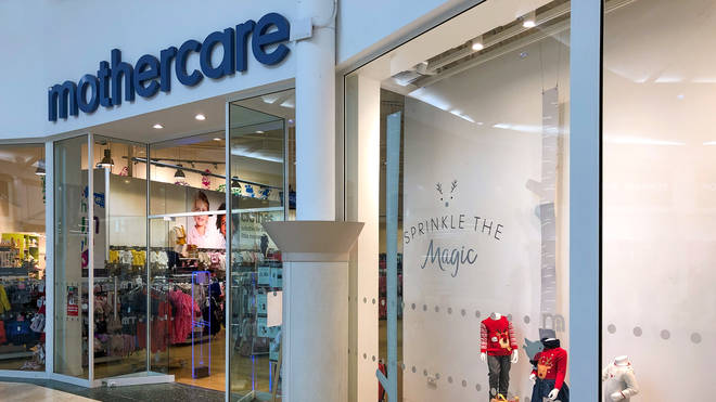 Mothercare called in administrators on Tuesday