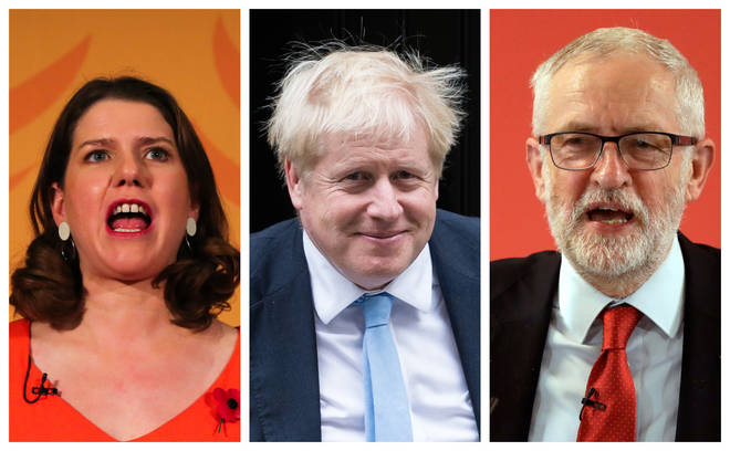 The general election campaign is now officially underway