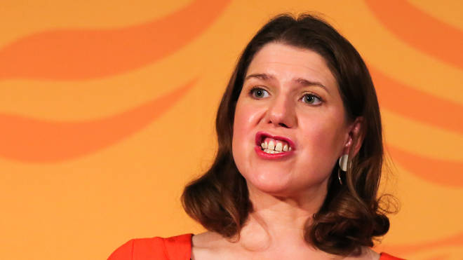 Liberal Democrat leader Jo Swinson is going into the election with the aim to stop Brexit