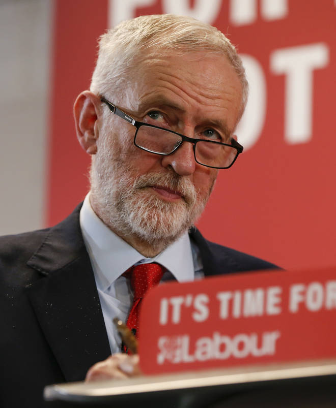 Jeremy Corbyn says he will be a very different kind of Prime Minister