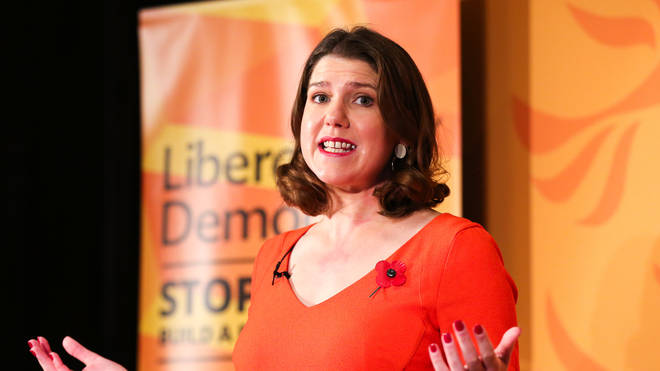 Jo Swinson says the Lib Dems will stop Brexit if they get into power