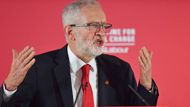The Labour leader hit out at the Tories