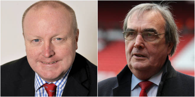 Stephen Hepburn and Roger Godsiff have been excluded by Labour