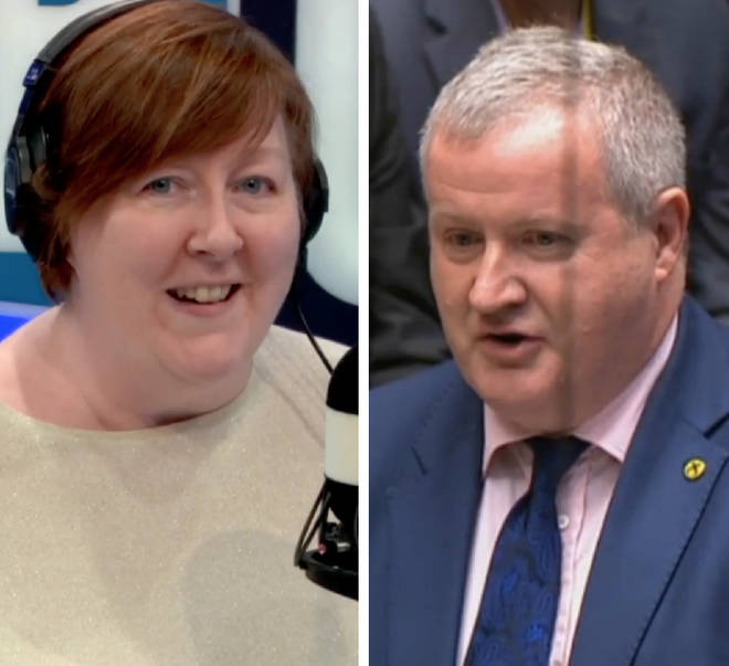 Shelagh Fogarty was joined by Ian Blackford on Wednesday