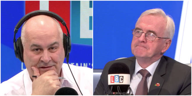 Iain Dale Pushes John McDonnell On Whether He Is A Marxist
