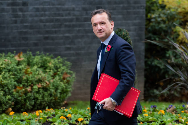 Alun Cairns resigned as Secretary of State for Wales