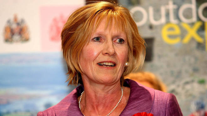 Lady Sylvia Hermon has stepped down as an MP