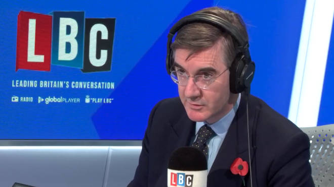 Jacob Rees-Mogg was criticised for his Grenfell comments