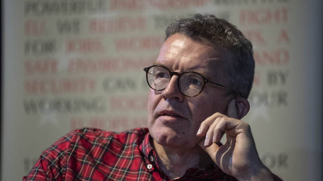 Labour's Deputy Leader Tom Watson announced he would not stand for election aagin