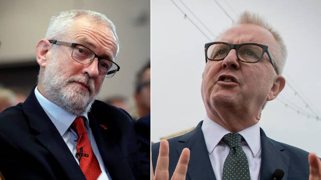 Ian Austin said Jeremy Corbyn is not fit to be Prime Minister
