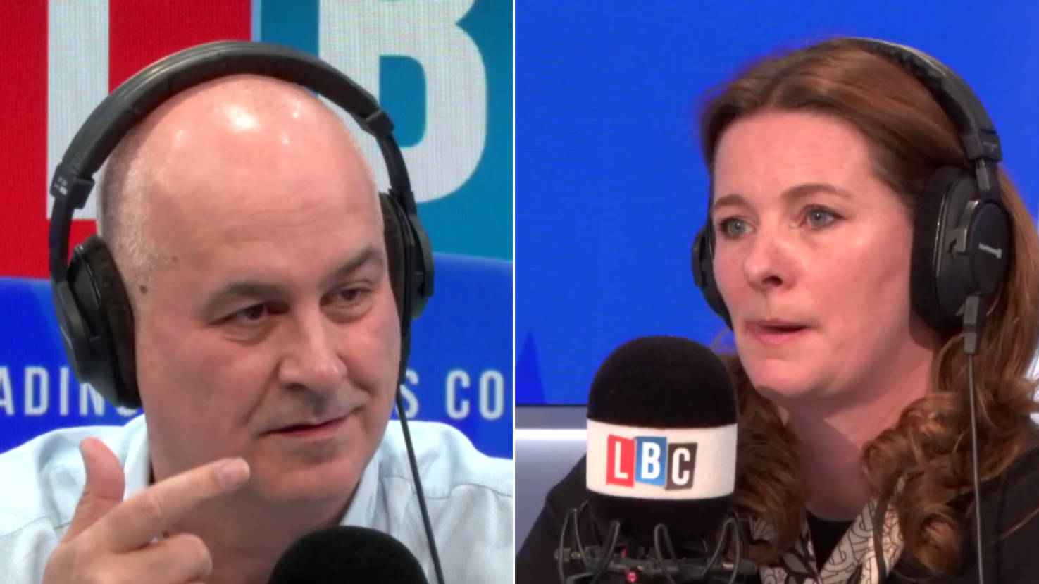 """Iain Dale calls out Tory Over Boris Johnson's """"lie"""" about 40 new hospitals"""