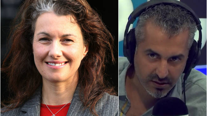 Maajid Nawaz said Sarah Champion was right