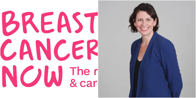 Fiona Hazell from Breast Cancer Now