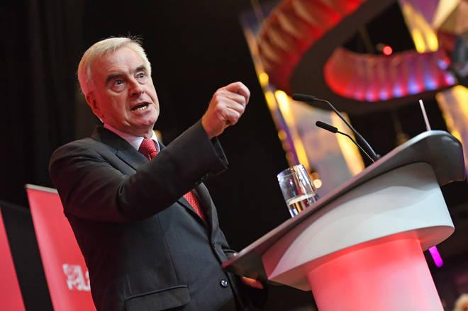 John McDonnell has put forward Labour's economic policy