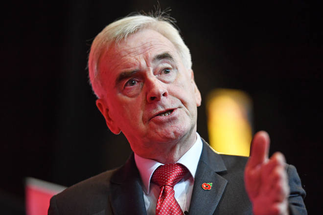 John McDonnell was furious with Ian Austin's comments