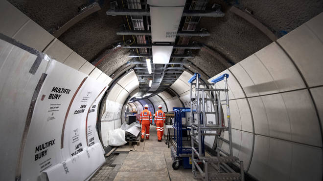 Crossrail has been delayed again