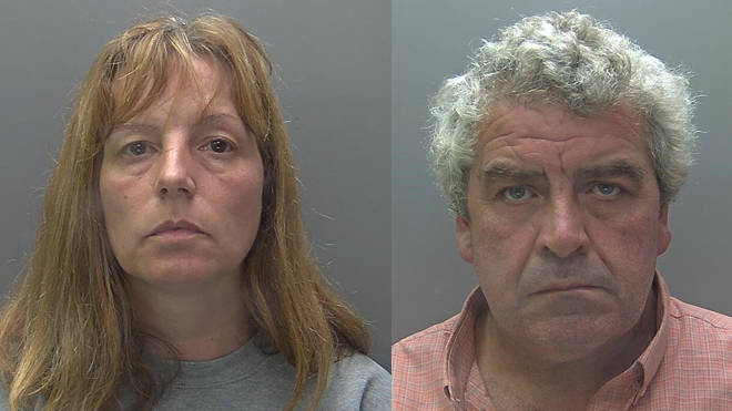 Angela Taylor, 53, and Paul Cannon, 54, killed wealthy farmer William Taylor