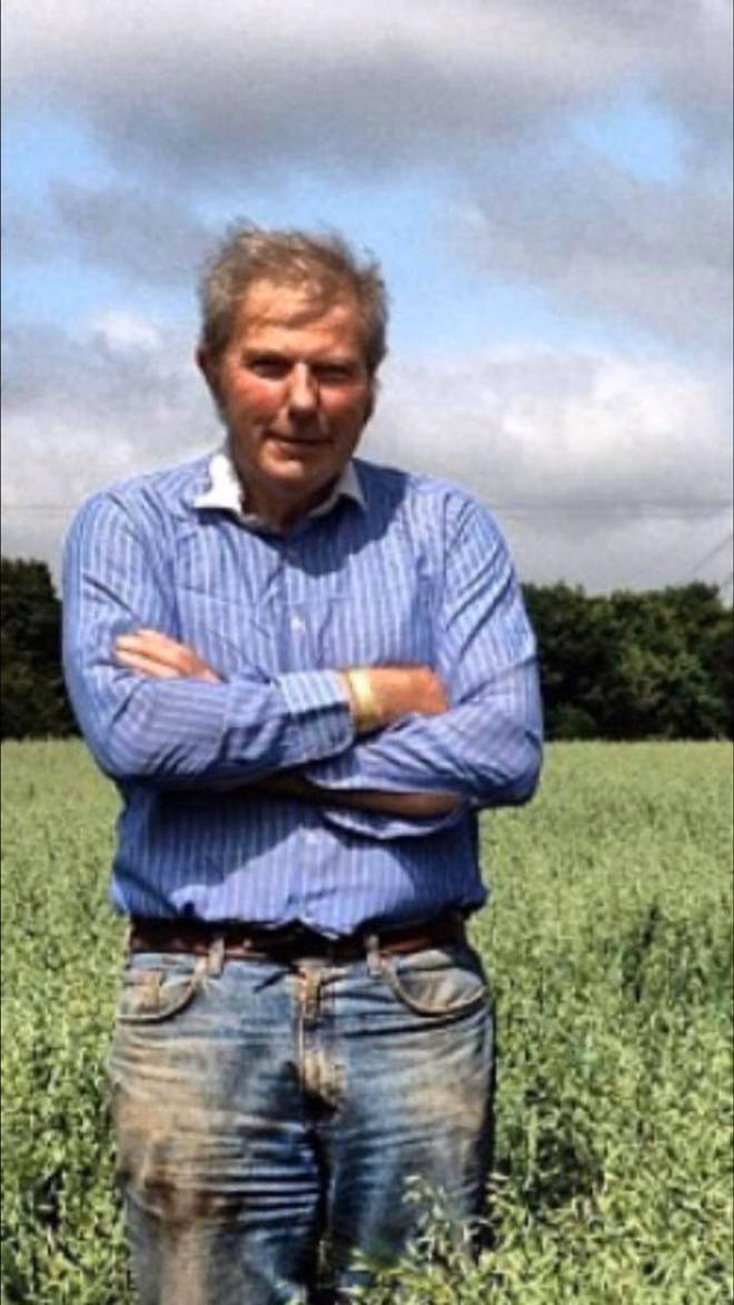 Farmer William Taylor vanished just days before his 70th birthday last June