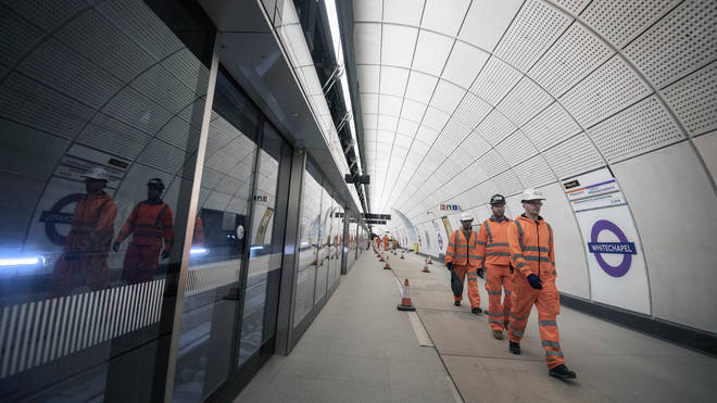 Crossrail will not open for another year