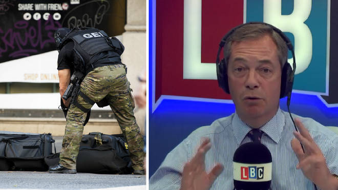 Nigel Farage relfects on the latest terror attack to hit Europe.
