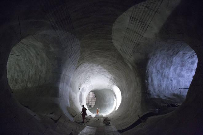 Crossrail is now costing an extra £650 million