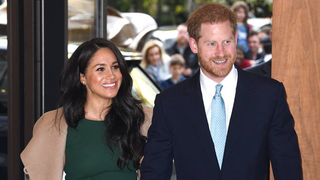 Prince Harry and Meghan Markle will attend the event later today