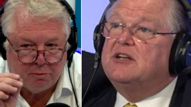 Nick Ferrari spoke to Lord Digby Jones