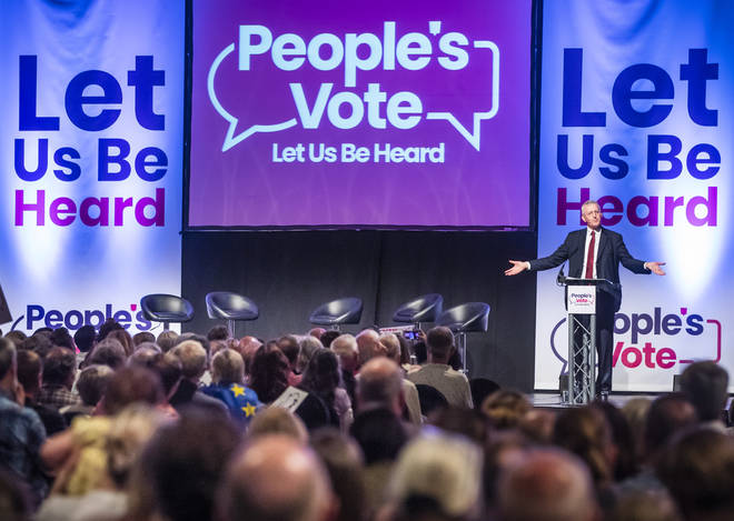 Open Britain is the largest of five organisations that make up the People's Vote campaign