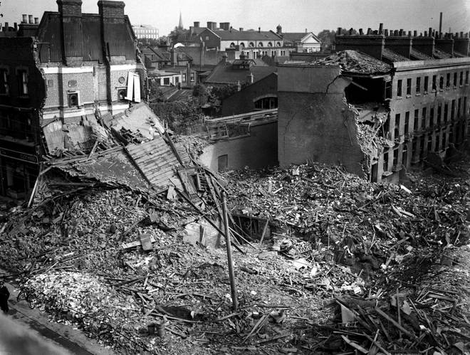 "Caller who survived the Blitz: ""I think people are wimps nowadays"""