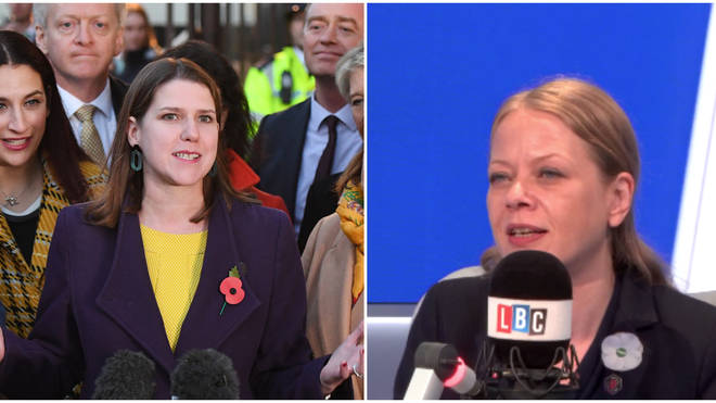 Sian Berry tells LBC Greens don't support Liberal Democrat's Brexit policy