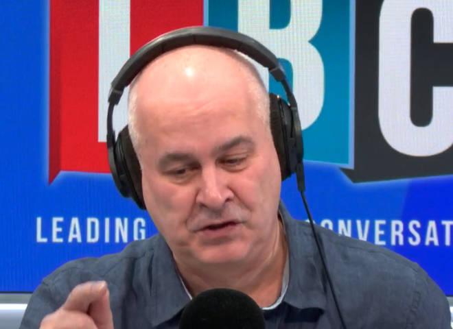 Iain Dale shuts down caller who argues that we live in a 'dictatorship'