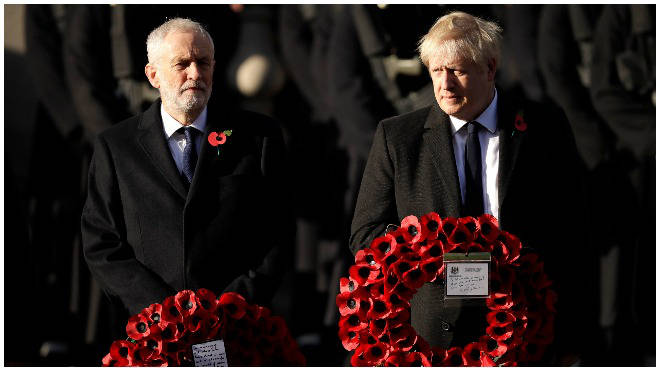 Leaders of the main parties have laid out their plans for veterans on Remembrance Sunday