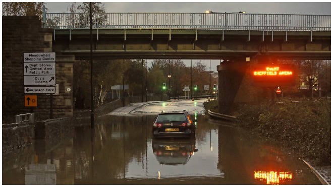 Further flooding is expected in large parts of England in the coming days