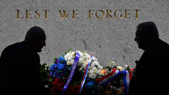 Armistice Day sees 101 years since the First World War ended