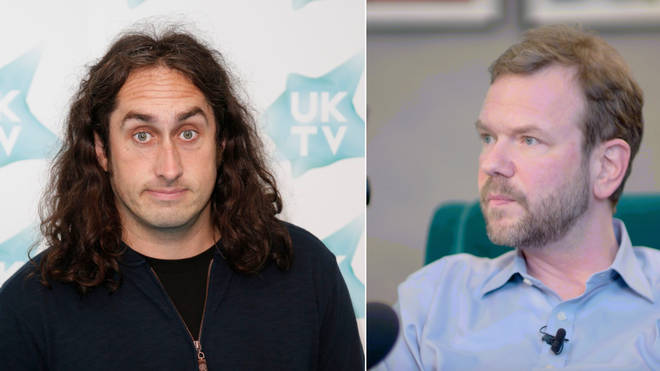 Ross Noble flew in from Australia to be this week's Full Disclosure guest