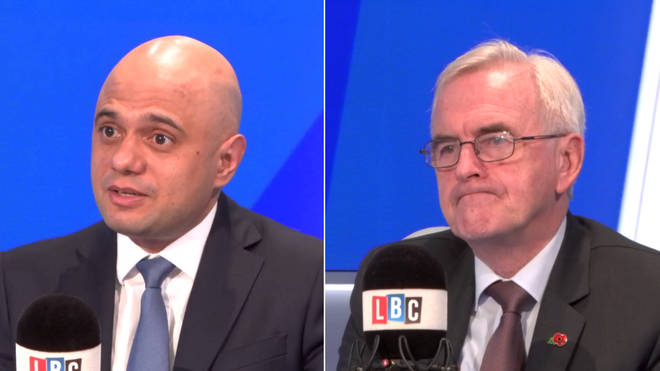 Is Sajid Javid correct on John McDonnell's spending plans?