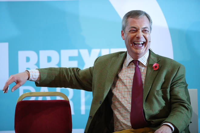 Brexit Party won't win a single seat, says Ukip's only General Election winner