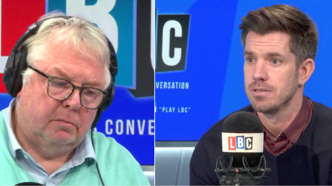 Nick Ferrari spoke to Brian Wood