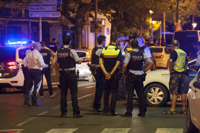 Two separate terror attacks hit Spain in less than 24 hours.